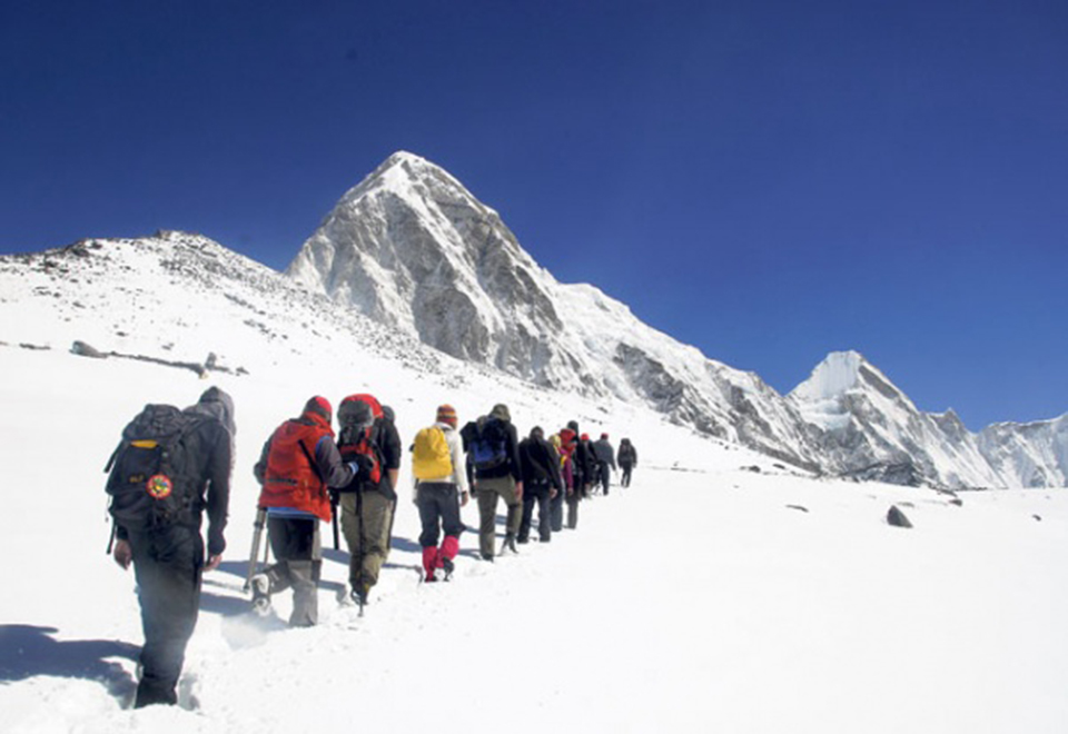 Tourism awareness drive from world's atop