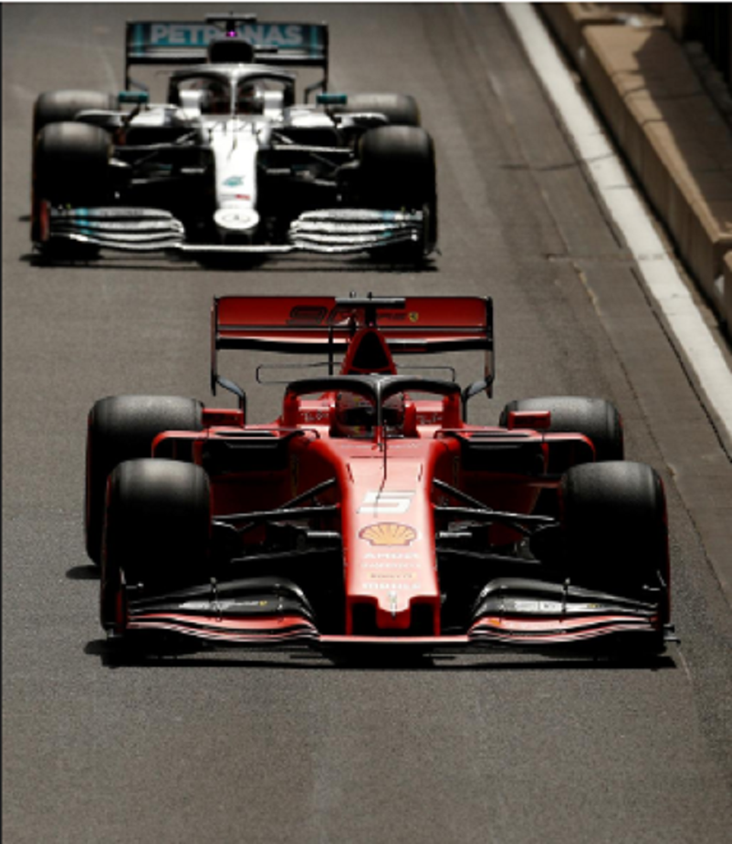 Mercedes and Ferrari sign up for new Netflix F1 series