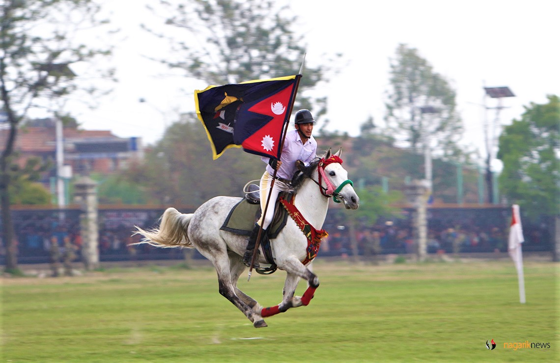 Ghode Jatra being celebrated today