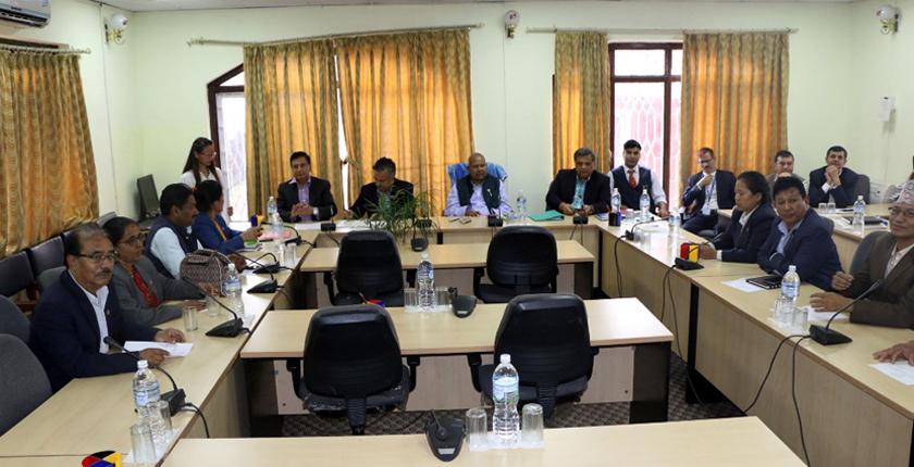 PHC to conduct hearings of Thapaliya, Ojha today