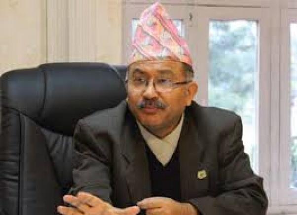 Ex-CJ Shrestha bats for education system change
