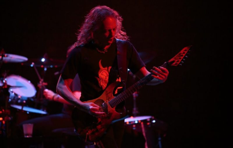 """Metallica's Kirk Hammett says the band is """"uncomfortable"""" with how long their new album is taking"""