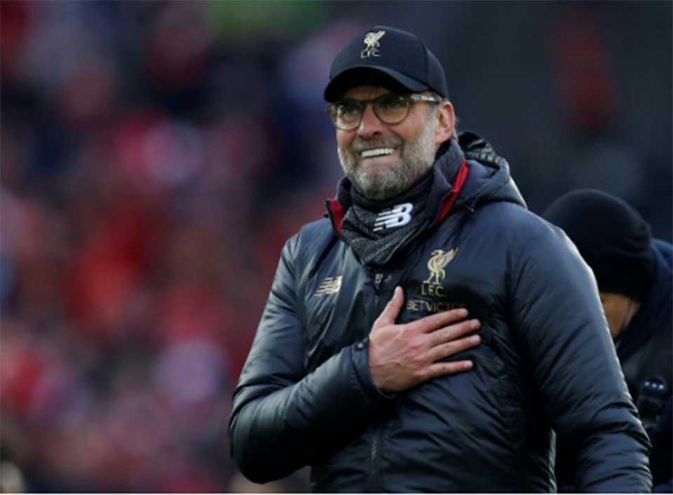 Man City look like world's best but Liverpool will fight - Klopp