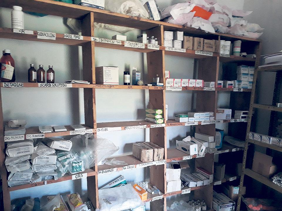 Severe shortage of medicines hits Siraha District Hospital