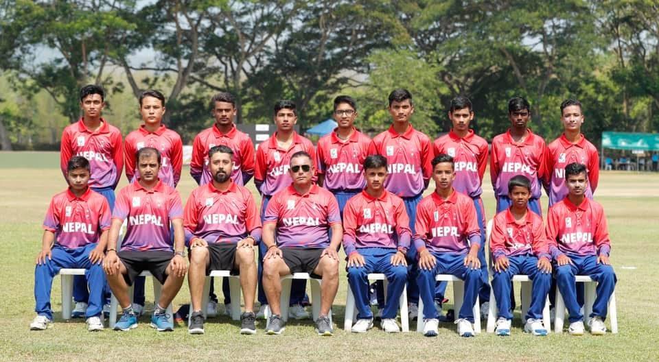 Nepal clinch ACC U-16 Eastern Region trophy