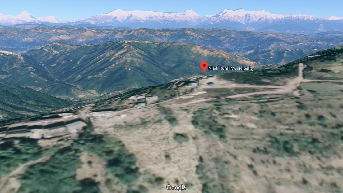 Five die as jeep veers off the road in Palpa