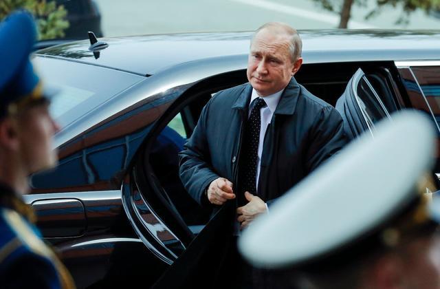 Putin lends Kim support for ending nuke standoff