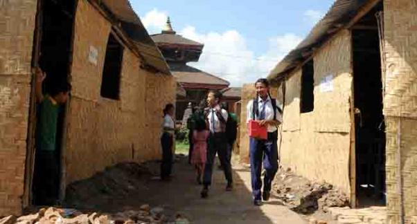 Reconstruction of 4,476 schools completes