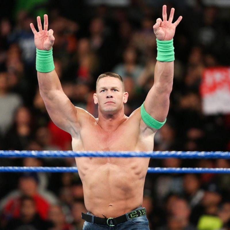 John Cena is in early talks to join the team of James Gunn's upcoming 'Suicide Squad' sequel.
