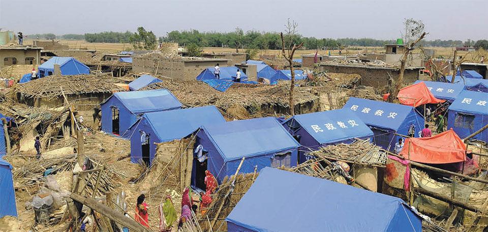 Villagers in Bara still terrified