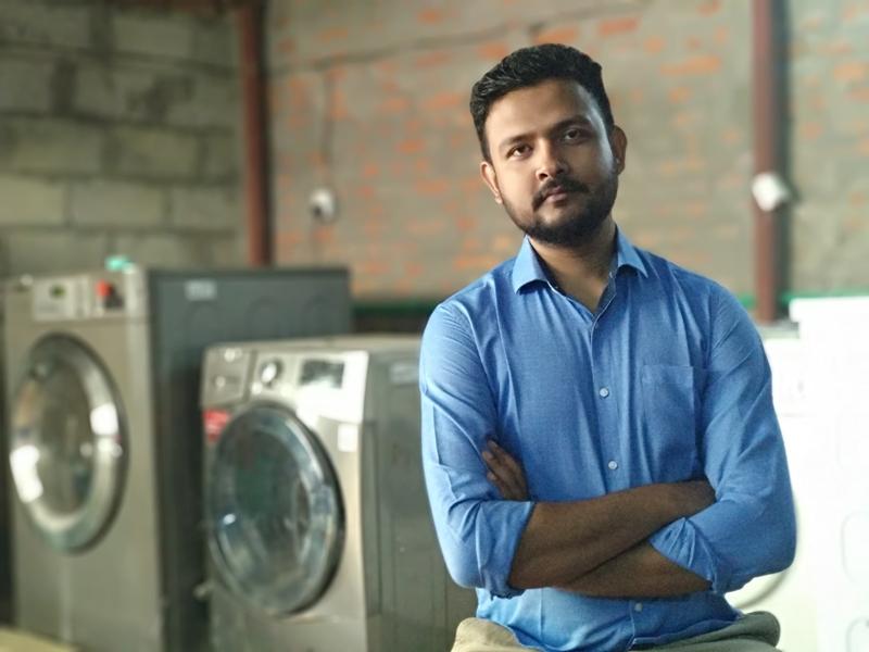 Washmandu: a laundry companion