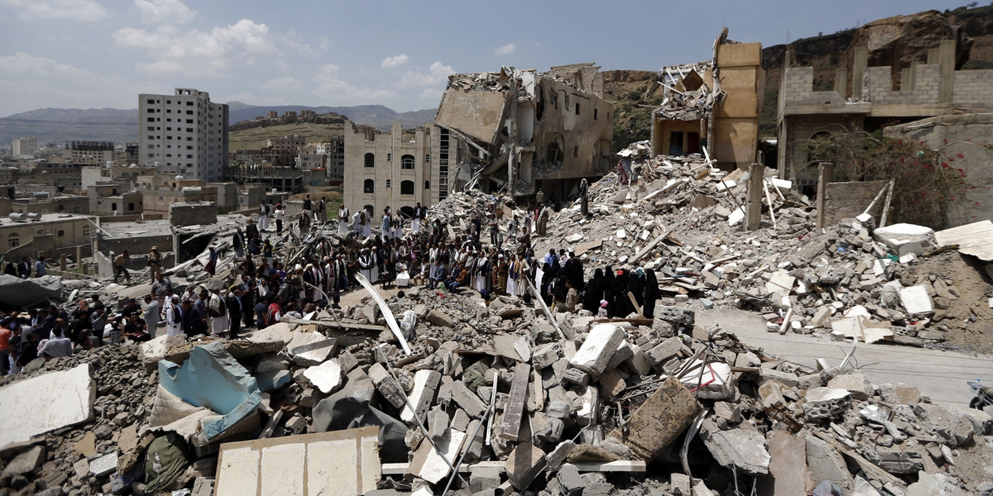 More than 70,000 killed in Yemen's civil war: ACLED