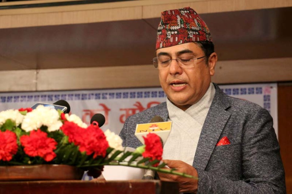 Journalists should be aware of negative implications of ICT : Governor Nepal
