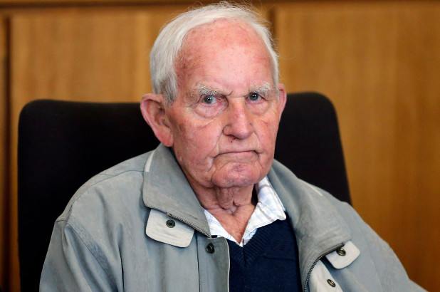 Germany to put 92-year old man on trial for Nazi crimes