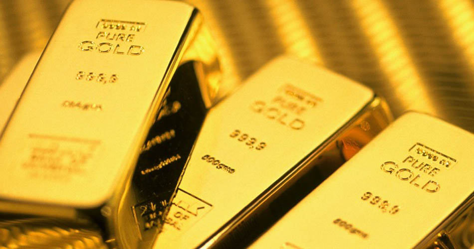 Gold price slumps Rs 1000 per tola