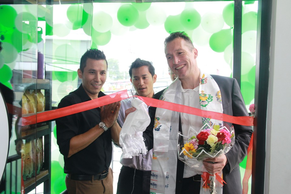 Himalayan Java opens its new outlet in Panipokhari
