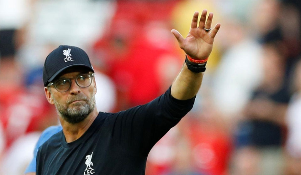 Coach Klopp plans one-year break after Liverpool stint - report