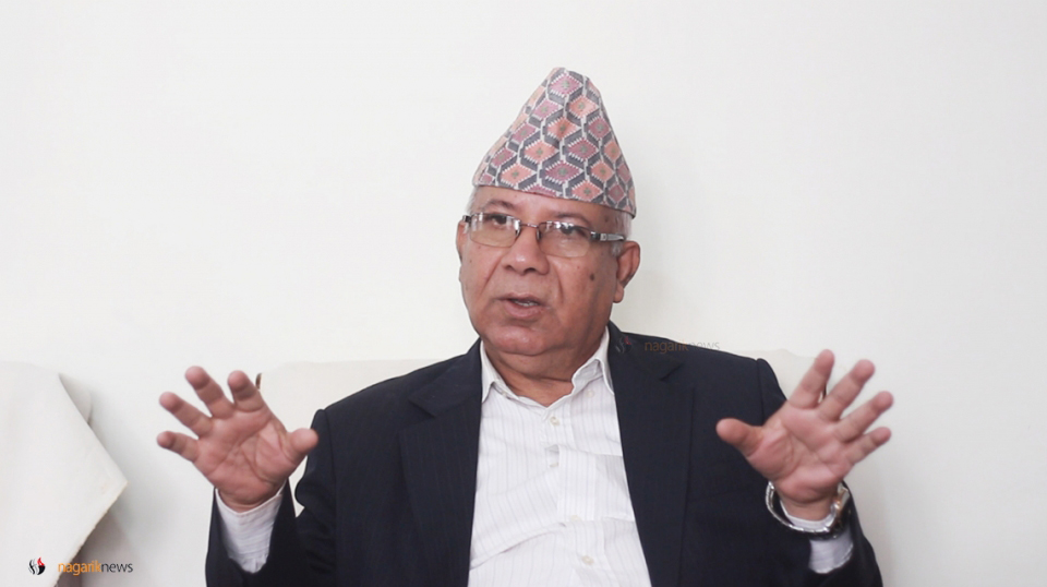 Disgruntled leader Nepal to present 'note of dissent'