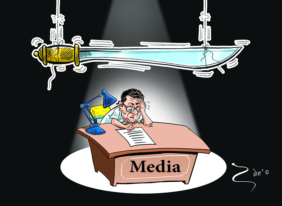 Media for democracy