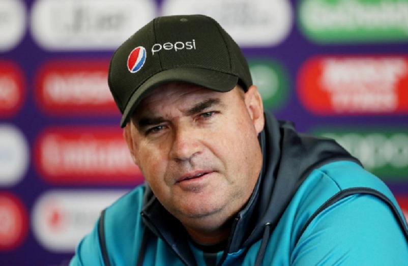 No extension for Arthur as Pakistan seek coaching revamp
