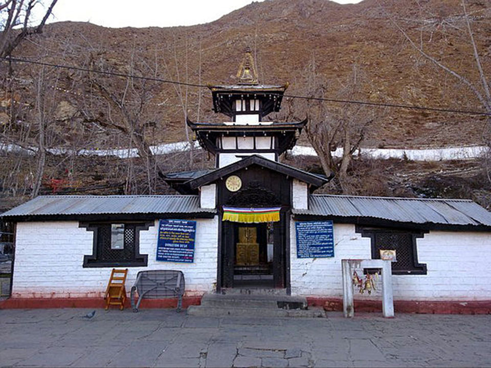 Tourism-friendly infrastructure to be constructed in Muktinath
