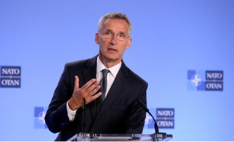 NATO needs to address China's rise, says Stoltenberg