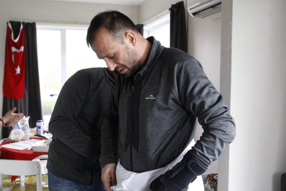 Hajj trip may help Christchurch mosque victims heal