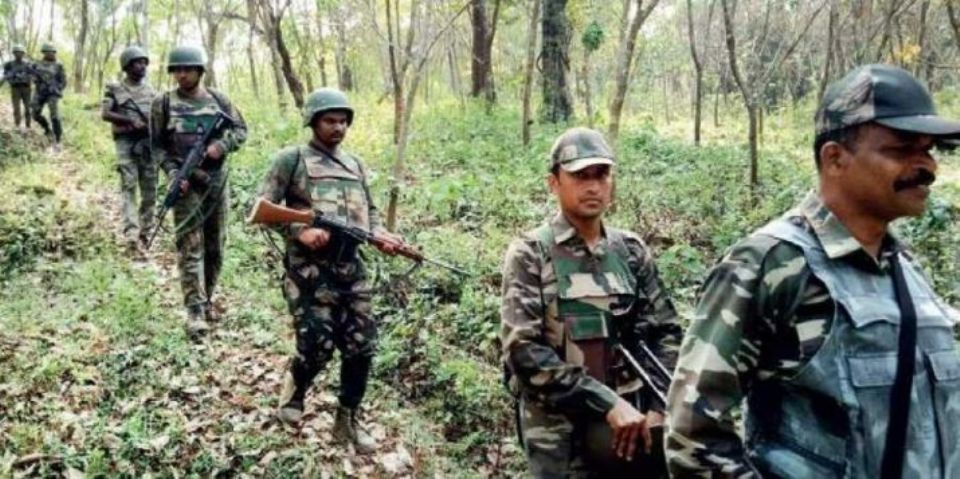 As many as seven Naxals killed in Chattisgarh