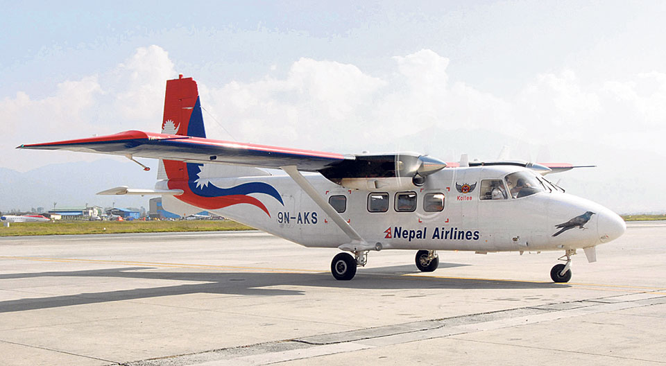 NAC operates trial flights to various parts of the country