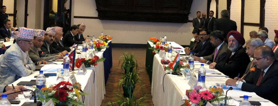 Fifth Nepal-India Joint Commission meeting concludes