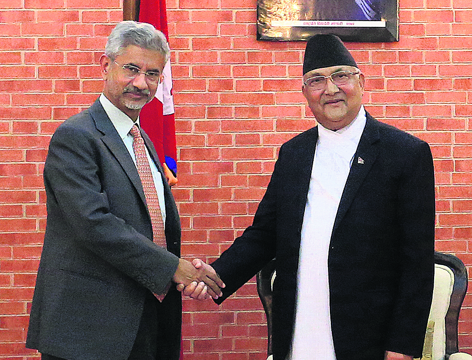 Nepal, India agree to address inundation issues