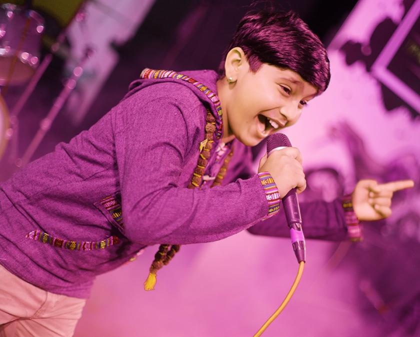 Pritam felicitated for his talent