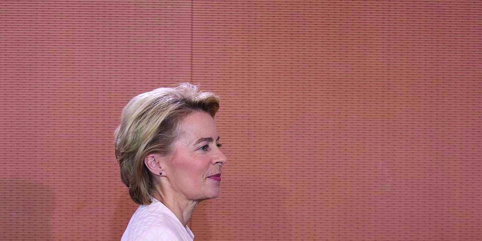 Is Von Der Leyen the leader Europe Needs?