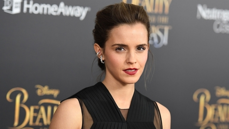 Emma Watson teams up with Time's Up to launch workplace sexual harassment hotline