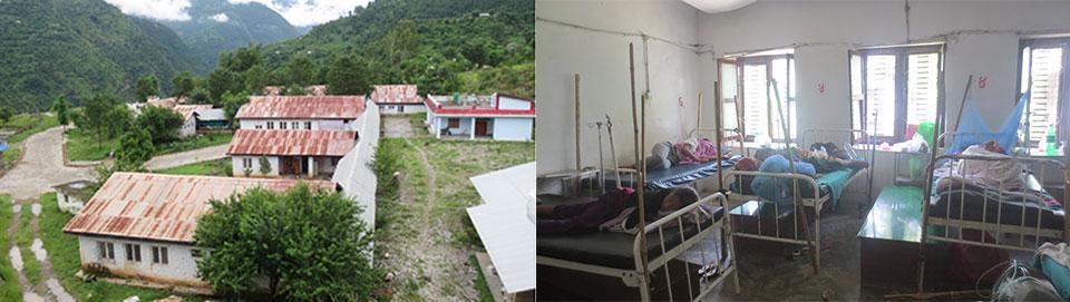 Rolpa District Hospital reeling under staff crunch