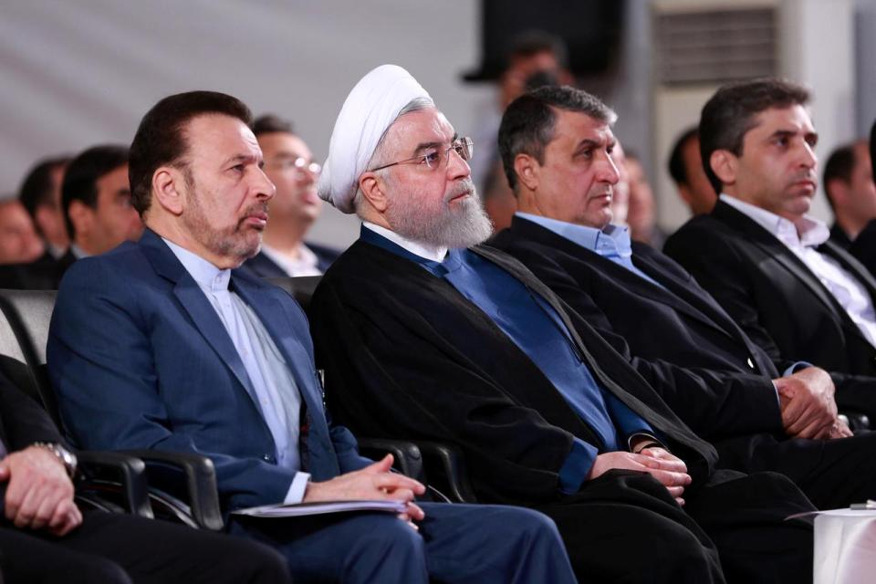 Iran's Rouhani rules out talks with U.S. until sanctions lifted