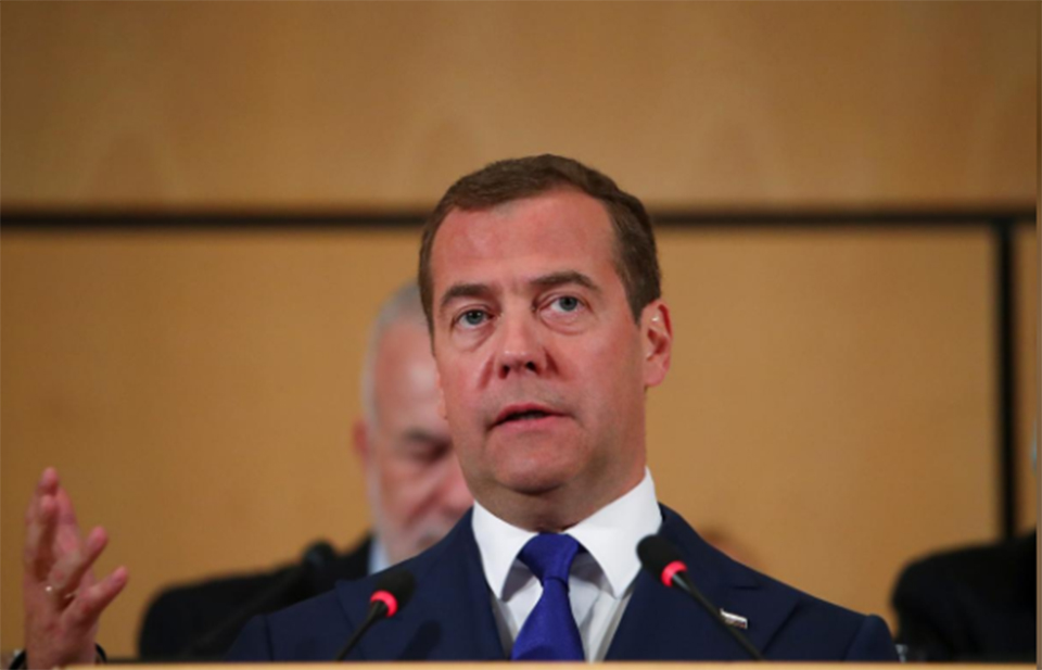 Japan calls Russian PM's visit to disputed island regrettable