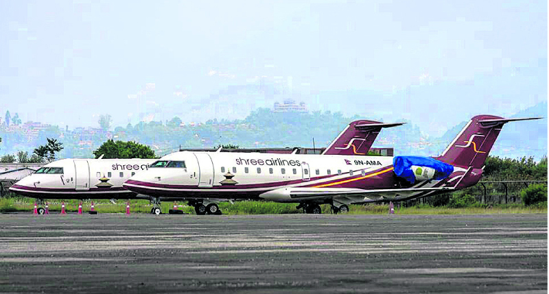 Shree Airlines permitted to fly to five int'l destinations