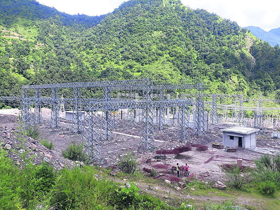 Delay of Dana sub-station delays hydropower projects