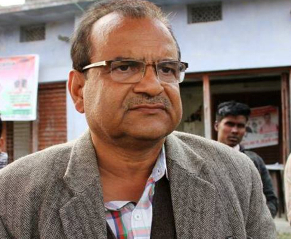 Lawmaker Surya Narayan Yadav resigns from Parliament