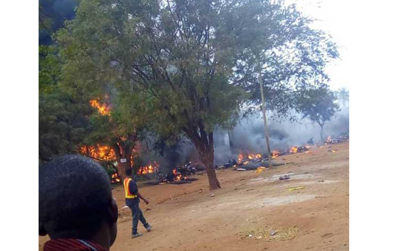 Police say 57 killed in Tanzania fuel tanker explosion