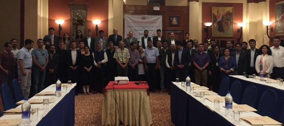 Indian Embassy, National Reconstruction Authority jointly organize training on EXIM Bank's guidelines