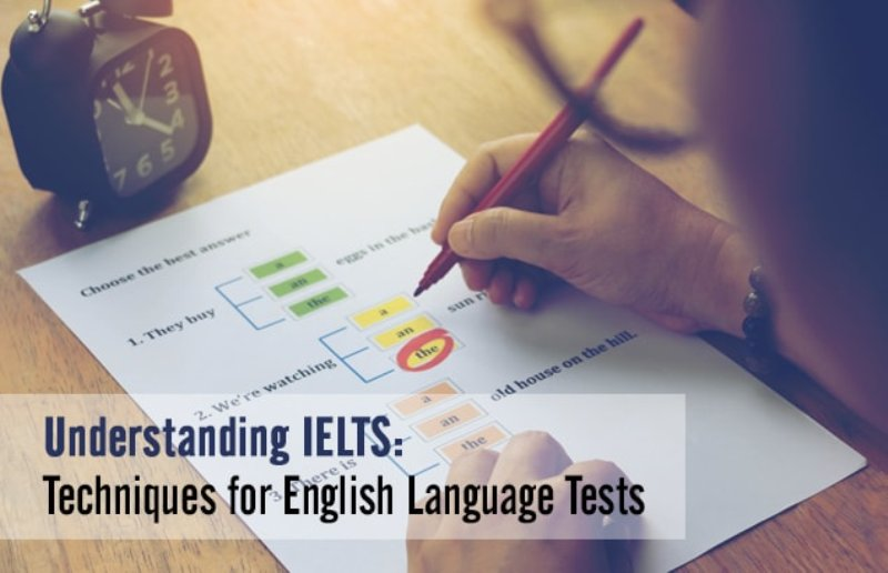 11 steps to achieving a high IELTS score