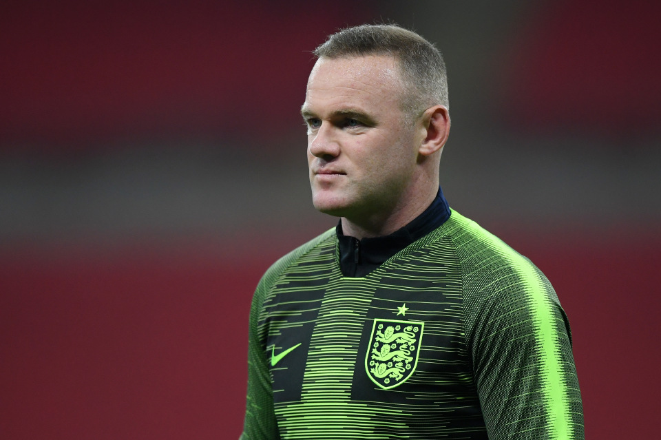 Rooney to join Derby as player-coach in Jan 2020