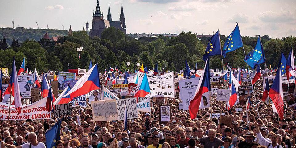 Will democracy die last?