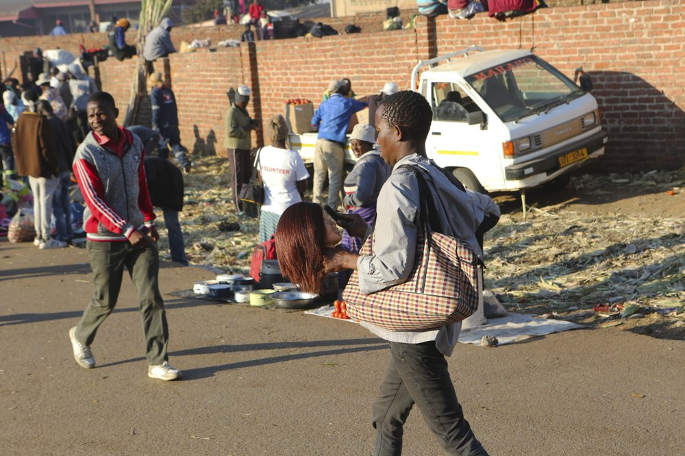 Zimbabwe's children suffer from country's economic crisis