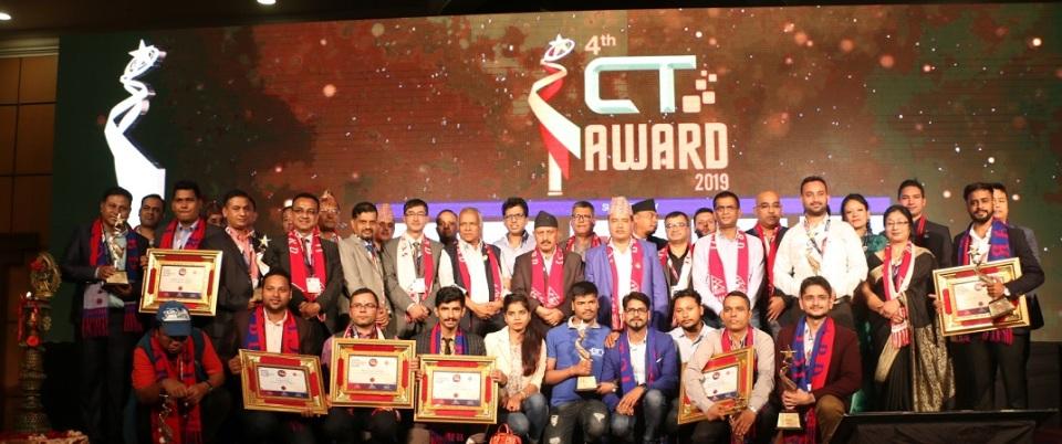 ICT award 2019 winners felicitated