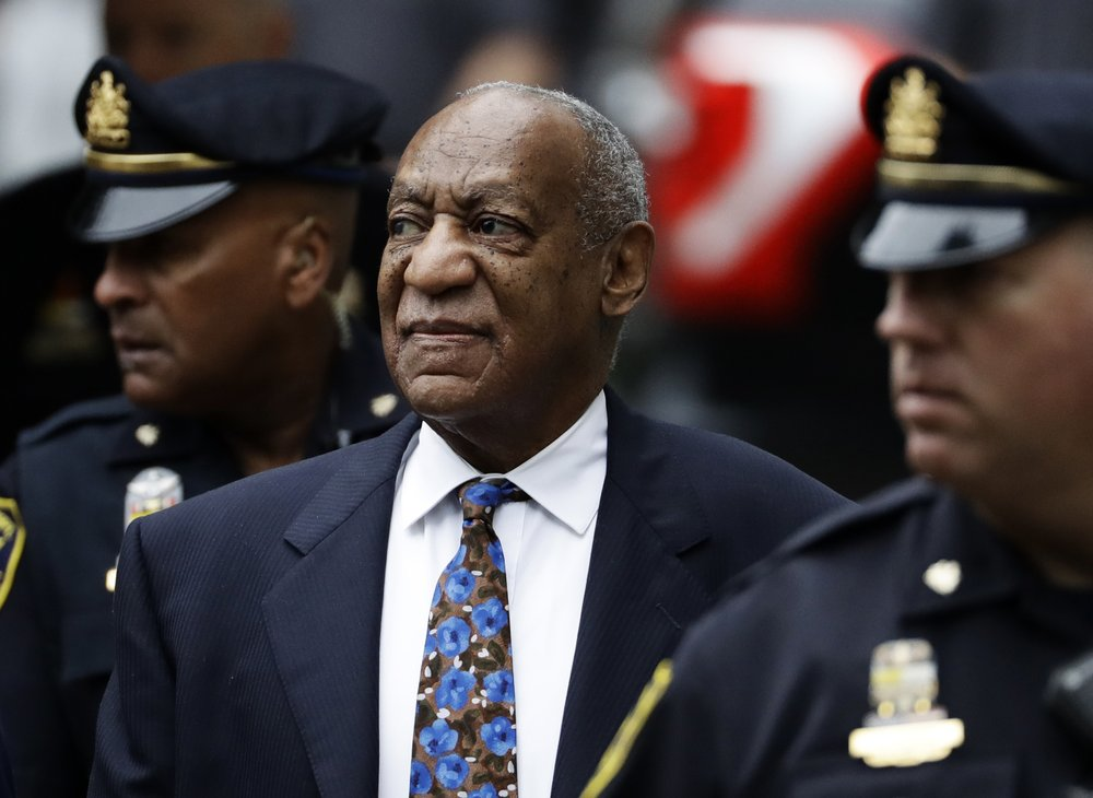 Cosby lawyers ask appeals court to toss #MeToo conviction