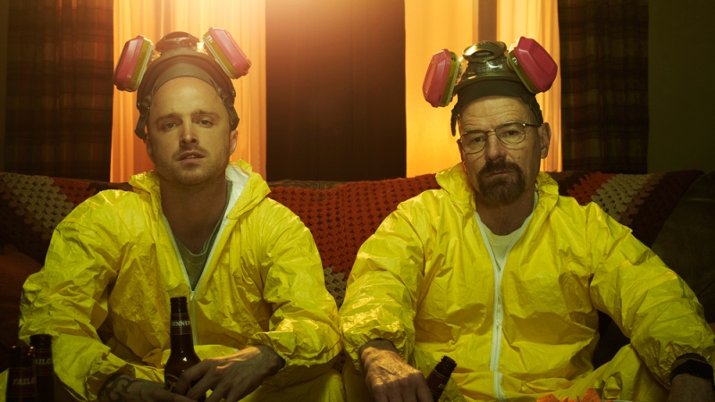 Teaser of 'Breaking Bad' movie unveiled