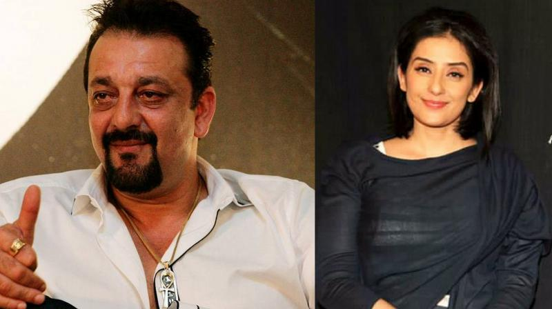 Manisha Koirala and Sanjay Dutt reunite after a decade